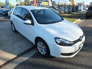 2013 Volkswagen Golf 1K MY13 77 TSI White 7 Speed Auto Direct Shift Hatchback Werribee Wyndham Area Preview