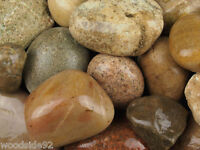 Decorative Scottish Pebbles Garden Stone 2 X Large Bags £12 - powys & marches - ebay.co.uk
