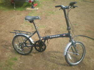 Folding 6 Speed Bicycle