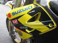 SUZUKI RM 250 2005 PX TO CLEAR MOTOCROSS BIKE MX @ RPM OFFROAD