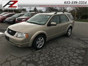 2007 Ford Freestyle Limited AWD DVD 7 Passenger CERTIFIED