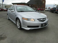 2004 Acura TL Navagation Tech Pkg Sedan Finance Option Available