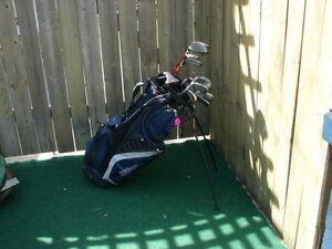 Men's RH Wilson Staff golf clubs set & Men's RH Mizuno golf sets