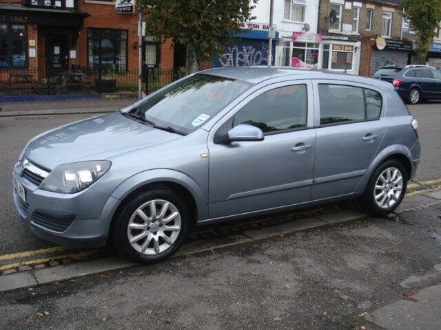 Vauxhall ASTRA 1.4 i 16v Club 5dr, 2007 model, Full MOT, Clean in & out