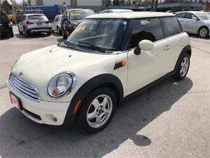2007 MINI Cooper..BLUETOOTH..LEATHER...LOW KMS..ONLY $6800