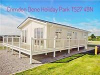 Luxury Lodge 2 bed ensuite Durham & visiting Newcastle 12 month site DG/CH