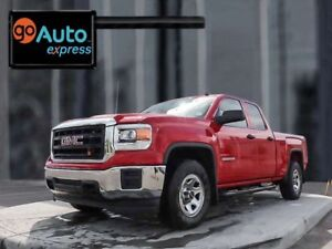 2014 GMC Sierra 1500 Clean Carproof, Low KM's, 4WD, 6.6 FT BOX