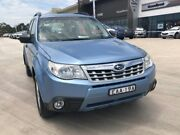 2011 Subaru Forester S3 MY11 X AWD Blue 4 Speed Sports Automatic Wagon Muswellbrook Muswellbrook Area Preview