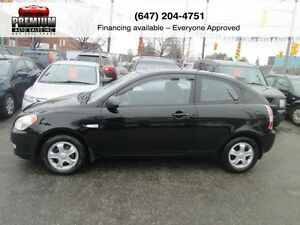 2007 Hyundai Accent Clean History Report!