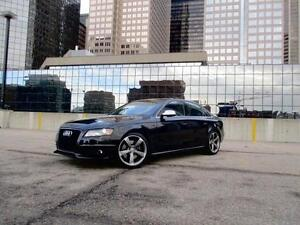 2012 Audi S4 Premium Navigation Warranty and Financing Aval