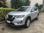 2018 Nissan X-Trail T32 Series 2 ST-L (2WD) Silver Continuous Variable Wagon Bowen Hills Brisbane North East Preview