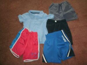 Boy's Summer Clothes, Size 4