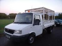 LDV CONVOY TIPPER, White, Manual, Diesel, 2006