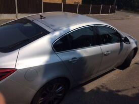 Vauxhall insignia 1.8i