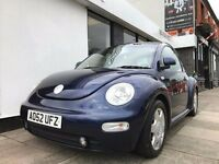 Volkswagen Beetle 1.8 T 3dr ONLY 55388 GENUINE MILES