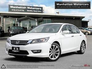 2013 HONDA ACCORD SPORT - 4 CYLINDER|AUTO|PHONE|1 OWNER|WARRANTY