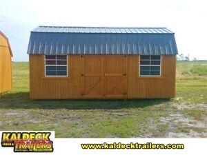 Old Hickory 10x20 Lofted Barn
