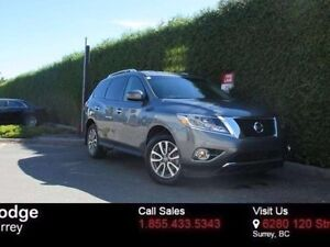 2015 Nissan Pathfinder SV 4X4 + HEATED FRONT SEATS & STEERING WH