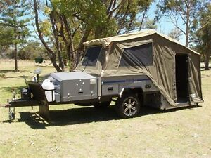 Eureka off-road hard floor camper WA made! Balcatta Stirling Area Preview