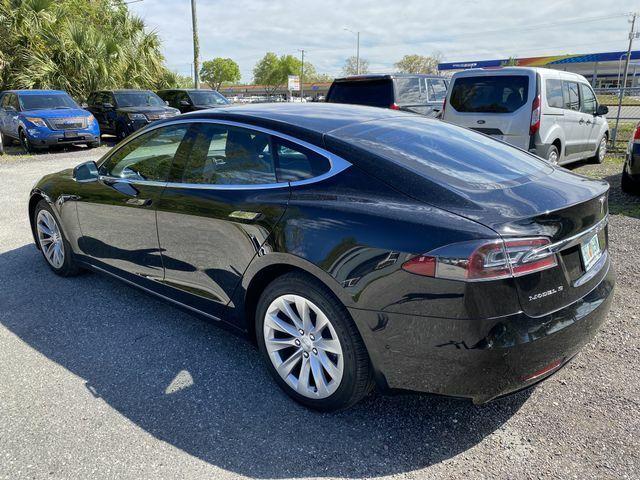 Image 2 Coche Americano usado Tesla Model S 2018