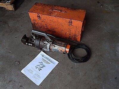 Benner Nawman Dc-25x Rebar Cutter