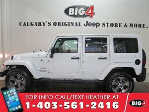 2016 Jeep Wrangler Unlimited Sahara | NAV | Clean CarProof