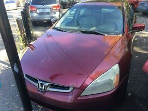 2004 Honda Berline Accord EX-L