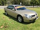 2003 Mitsubishi Magna TL ES Gold 4 Speed Auto Sports Mode Sedan Clontarf Redcliffe Area image 2