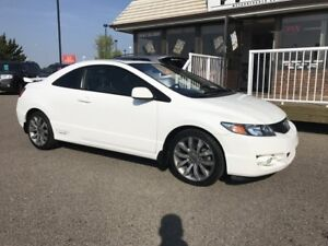 2010 Honda Civic Cpe Si