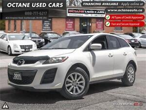 2011 Mazda CX-7 GX | ACCIDENT FREE! ONE OWNER!