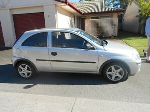 2005 Holden Barina XC (MY04.5) Silver 5 Speed Manual Hatchback Beenleigh Logan Area Preview