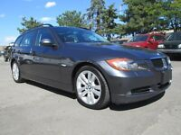 2007 BMW 328xi SPORT PKG AWD PANORAMIC ROOF LEATHER!!