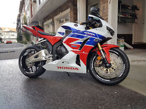 2013 CBR600RA (ABS) up for grabs!!