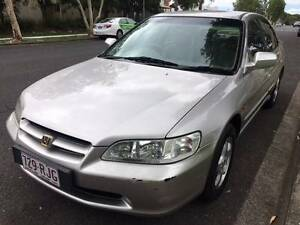 1998 HONDA ACCORD, AUTO, ONLY 100,000 KM, ONE OWNER FULL LOG BOOK Woolloongabba Brisbane South West Preview