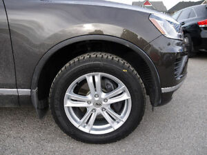 VW Touareg T3 Winter Tire Package 255/55/18 **FREE INSTALL**