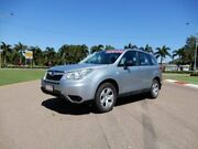 2012 Subaru Forester S4 MY13 2.5i Lineartronic AWD Silver 6 Speed Constant Variable Wagon Townsville Townsville City Preview