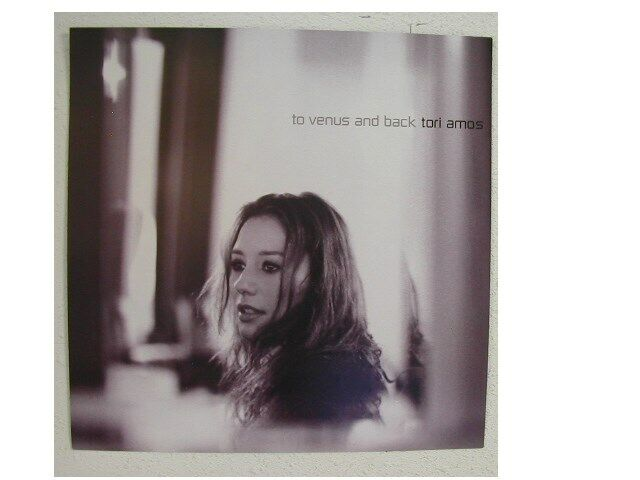 3 Tori Amos Poster Flat 2 sided. OLD