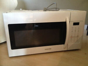 Samsung Microwave for sale - $100 or best offer