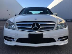 2011 Mercedes-Benz C250 4Matic AMG Style with Sports Pkg.