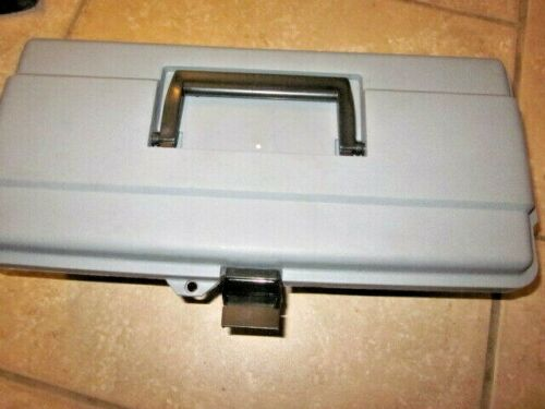Brady Y67520 Lockout Plastic Tool Box Only No Locks or Tags New FREE SHIPPING