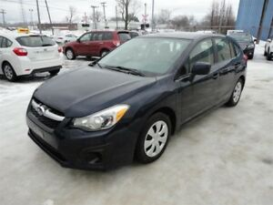 2014 Subaru Impreza 5Dr 2.0i at