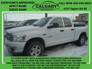 2008 Dodge Ram 1500 SLT * $28 DOWN EVERYONE APPROVED*