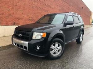 2012 FORD ESCAPE LIMITED *NAVI,BACKUP CAM,LEATHER,SUNROOF!!!*