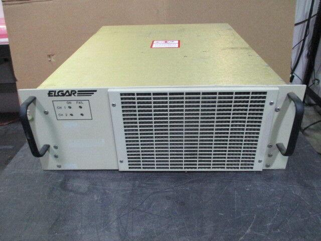 Elgar 560635-03 Dual Channel Power Supply, 450734