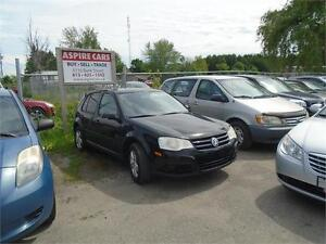 """2008 VOLKSWAGEN GOLF """"CITY""""-ONLY 123,000 KM-EXTRA CLEAN!"""