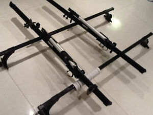 Thule Jeep Wrangler Roof Rack and Bike Rack(s)