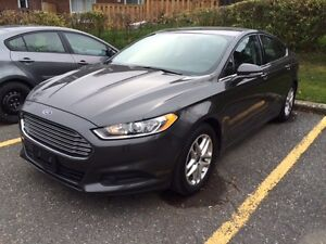 2015 Ford Fusion Berline