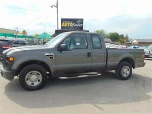 2008 Ford Super Duty F-250 SRW XL Diesel