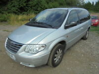 Chrysler Voyager GRAND LIMITED XS (silver) 2006