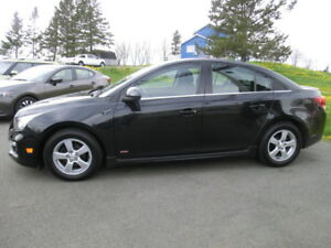 2016 Chevrolet Cruze ONLY 42488 KMS ONE OWNER